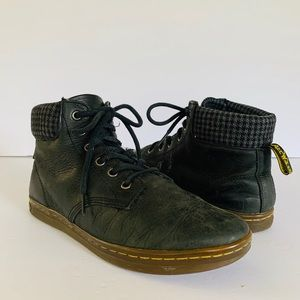 Doc Dr. Martens Maelly Leather Ankle Boots